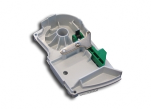 lock plate, right, 5003 (per stuk/p.p.)